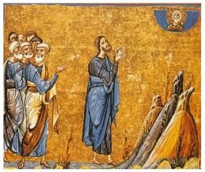 Père, l'heure est venue (Jn 17,1-11a)
