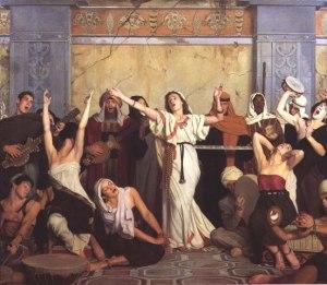 La musique dans la Bible (podcast) ép. 9 : complaintes et autres lamentations