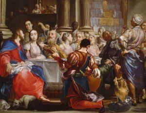 Giuseppe Maria Crespi, les noces de ana, 1686