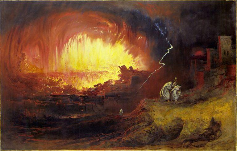 Un feu sur la terre ? (Lc 12,49-53)