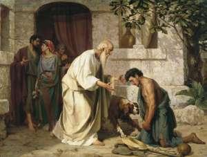 Nicolas Losev, le retour du fils prodigue, 1882