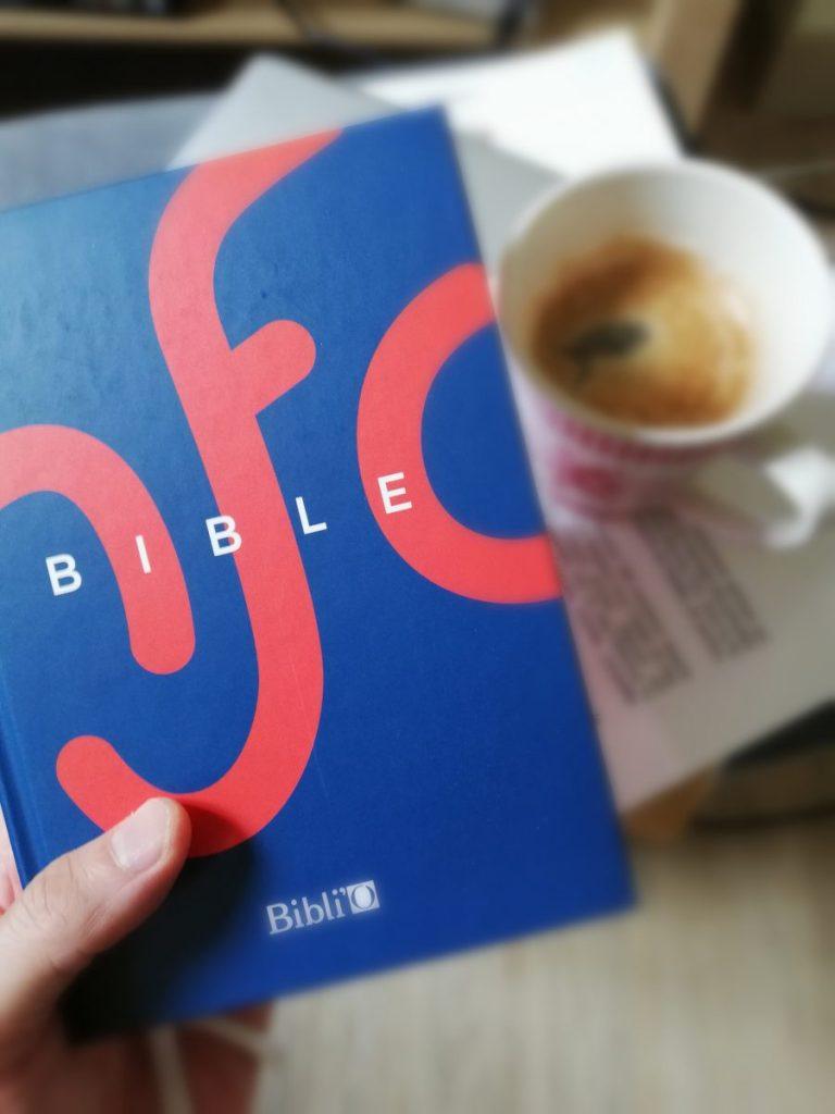 Enquête (podcast) La Bible Nouvelle Français Courant avec le p. G.Billon