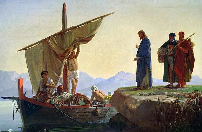Le Royaume à Capharnaüm (Mt 4,12-23)