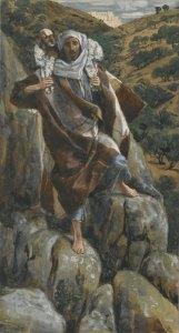 James Tissot, le bon berger, 1896