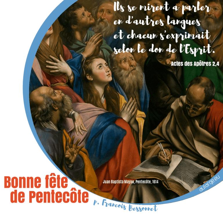 Pas de pigeon pour la Pentecôte