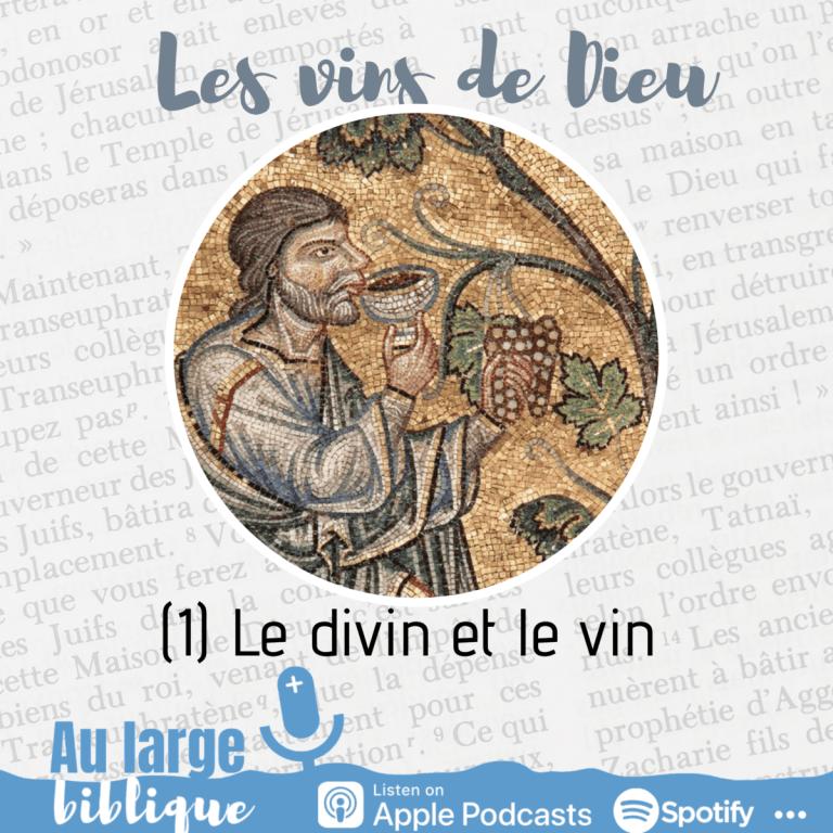 Read more about the article Les vins de Dieu (1) Le divin et le vin