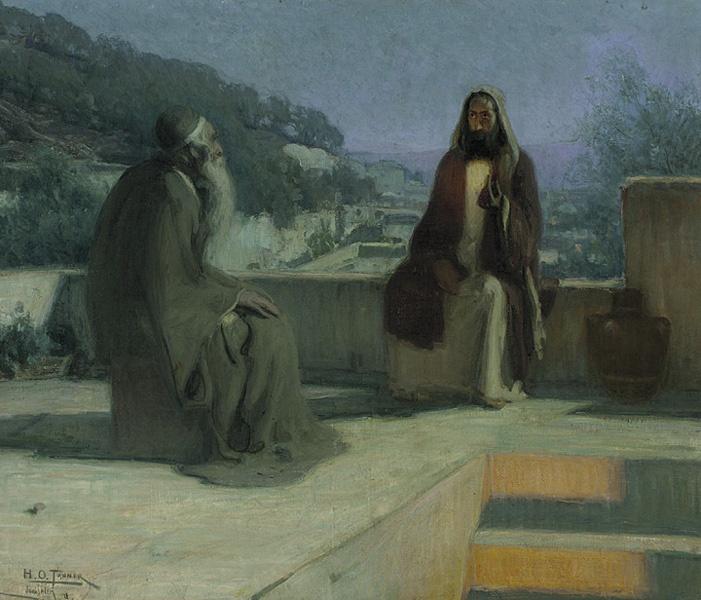 Nicodème (1/2) La nouvelle naissance (Jn 3,1-12)