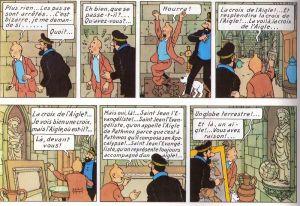 Hergé, le trésor de Rackham le rouge, 1934