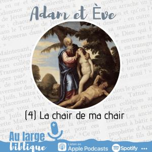 Adam et Eve : à qui la faute ? (4) La chair de ma chair