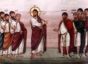 Codex Egberti (Fol 22r), Xe s.