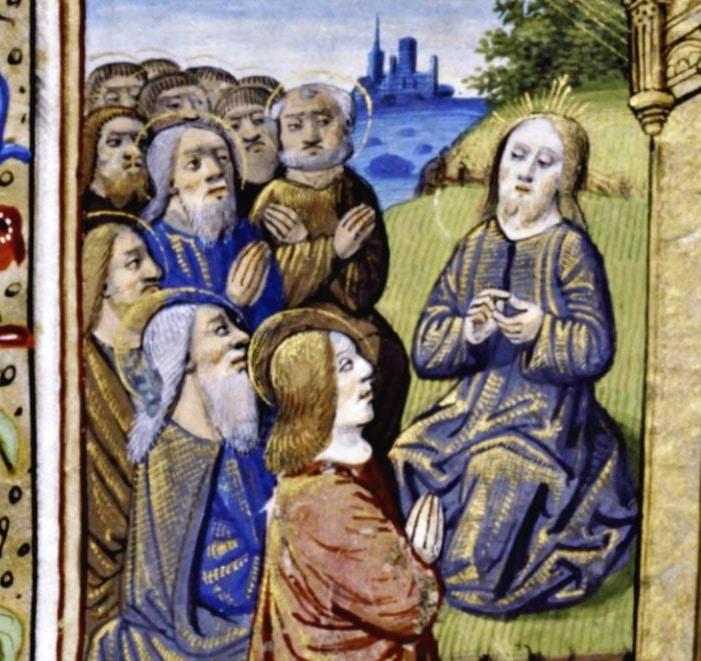 Read more about the article Père juste, que ton amour soit en eux (Jn 17,20-26)