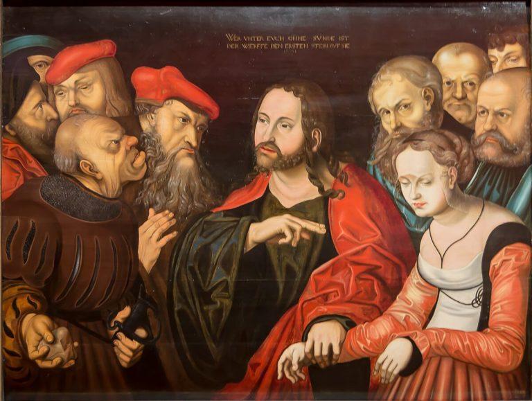 Digression : Jésus et la femme adultère (Jn 8,1-11)