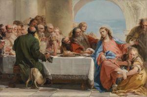 L'onction de Marie de Béthanie (Jn 12,1-11)