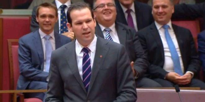 因宪法规定双重国籍不得参政 澳联邦资源部长引咎辞职