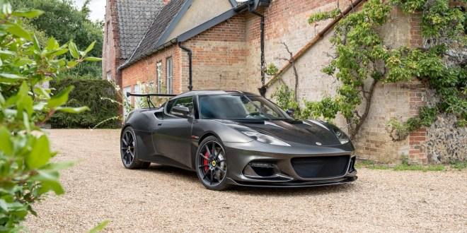 Lotus推出Evora GT430跑车