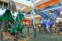 Na Era dos Dragões - Shopping Anália Franco (3)
