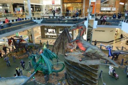 Na Era dos Dragões - Shopping Anália Franco (7)