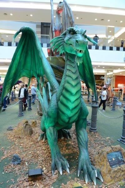 Na Era dos Dragões - Shopping Anália Franco (9)