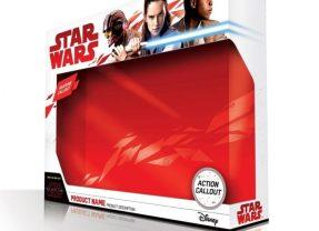 Lançamento oficial da nova linha de brinquedos Star Wars marcada para Setembro