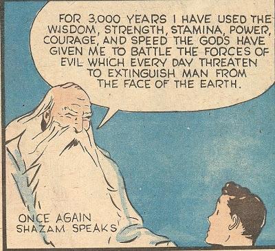 SHAZAM!: A origem do Mortal mais Poderoso da Terra! 6