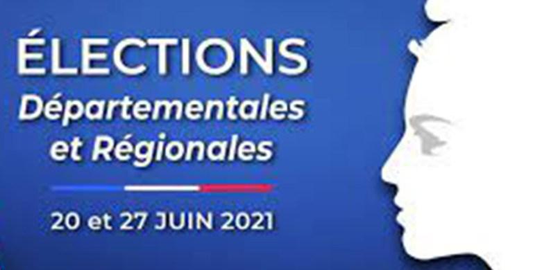Read more about the article ÉLECTIONS DÉPARTEMENTALES ET RÉGIONALES 2021: LES RÉSULTATS