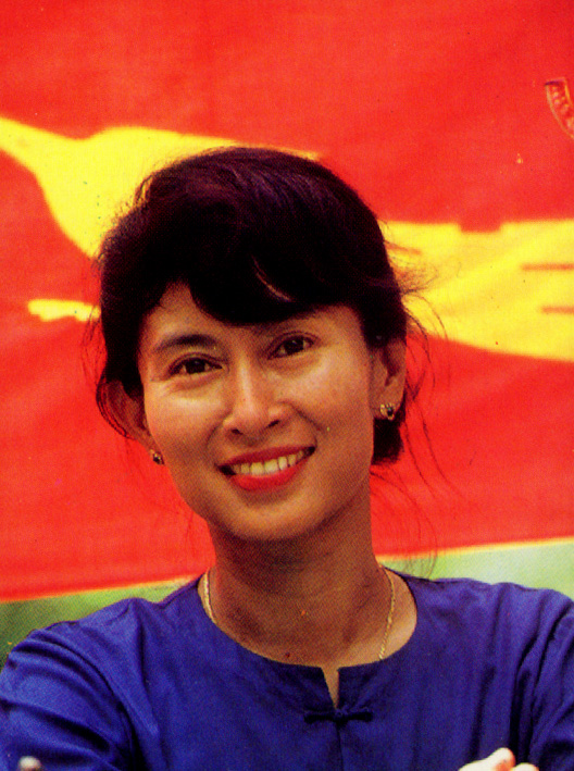 Aung San Suu Kyi Nobel Peace Prize Winner