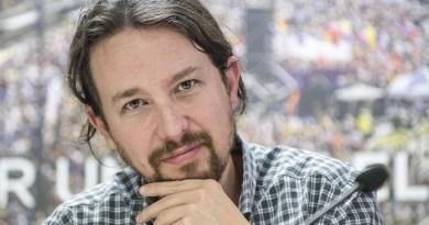 Pablo Iglesias se presenta a la Comunidad de Madrid