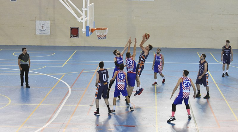 Octavos de final para el Ascenso Baloncesto Mairena - Espartinas