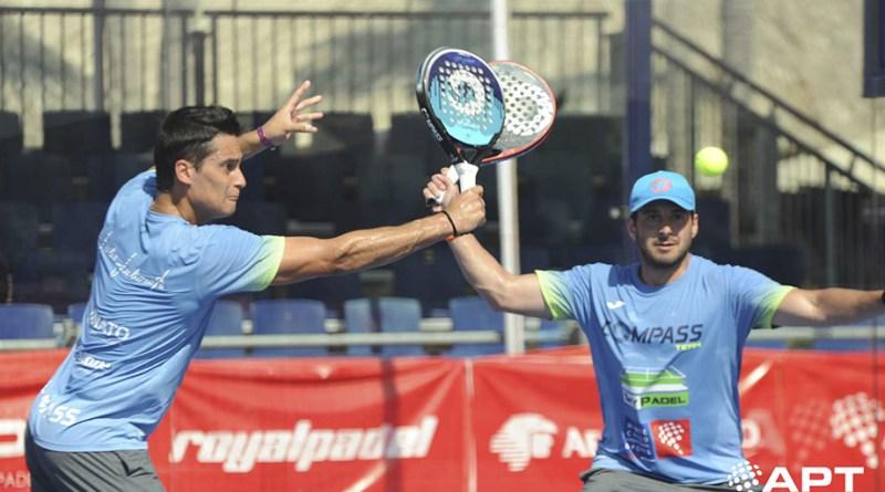 Foto cedida torneo APT Acapulco