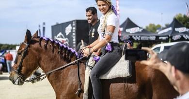 Previa a caballo del Rally Andalucía