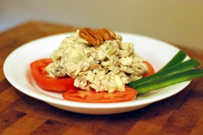 Southern Pecan Chicken Salad | Aunt Bee's Recipes