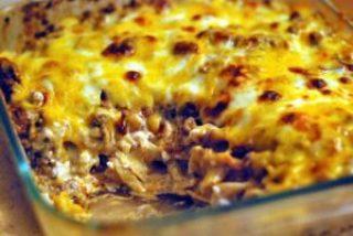 Sour Cream Noodle Bake | Aunt Bee's Recipes