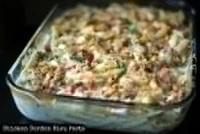 Chicken Cordon Bleu Pasta | Aunt Bee's Recipes