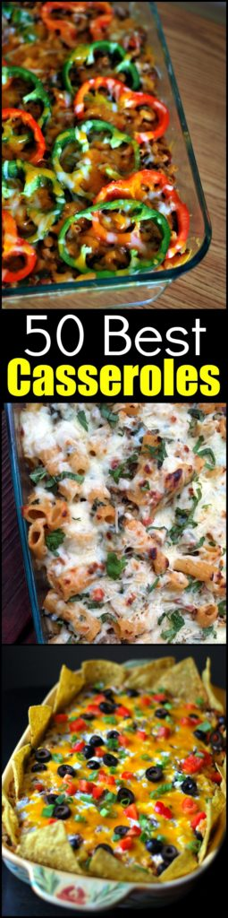 50 Best Casseroles | Aunt Bee's Recipes