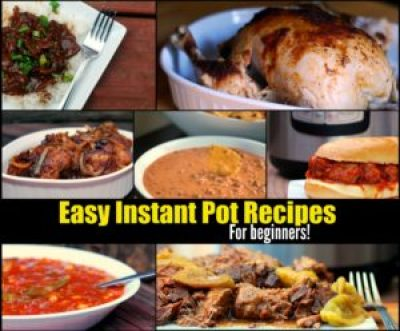 easy instant pot recipes for beginners facebook labeled 2