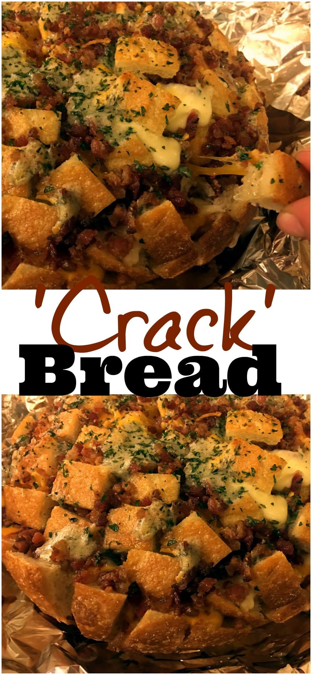 Crack Bread Aunt Bee S Recipes