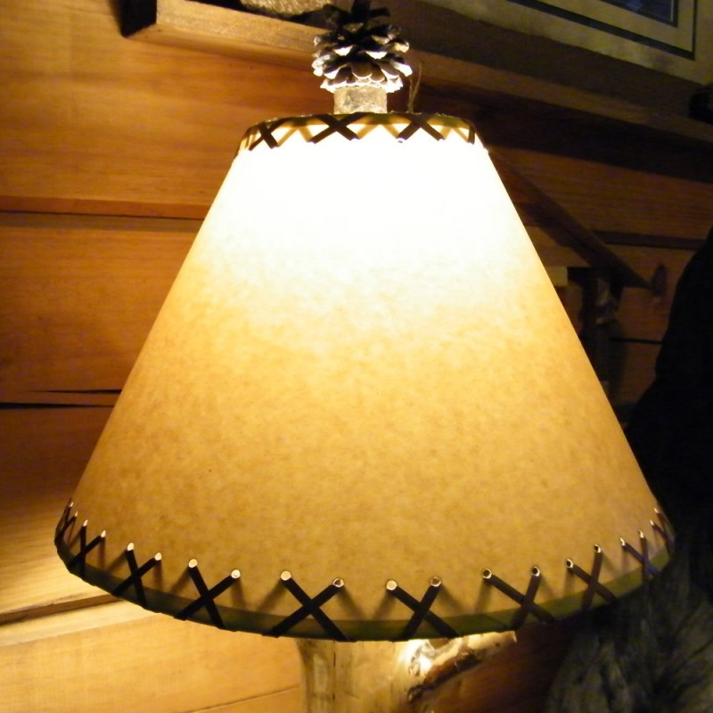 Rusic Lamp Shade 16