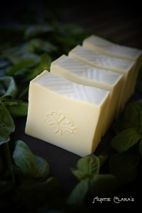 Basil Castil Handcrafted Soap by Auntie Clara's