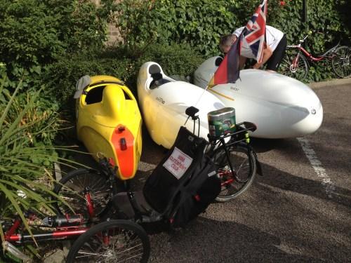 Five weird bikes