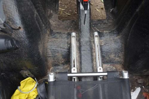Versatile beam floor