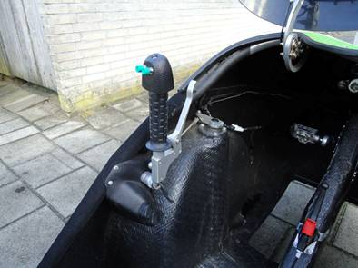 brakes - new levers