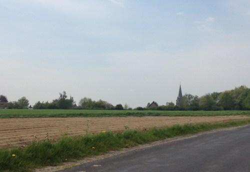 Approaching Hinsbeck