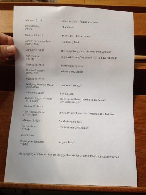 Karfreitagsmusik Seite 2