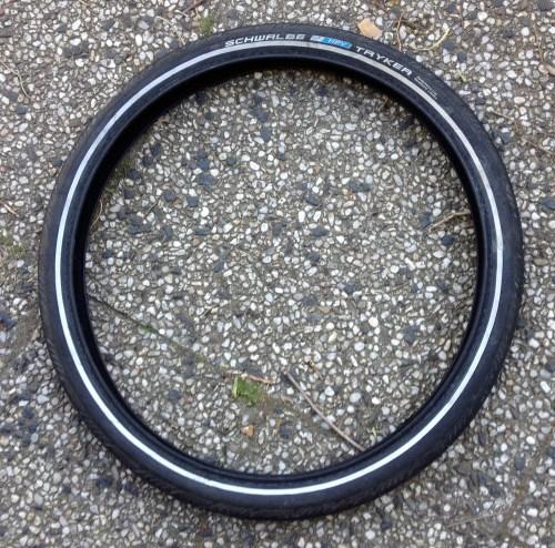Tryer tyre