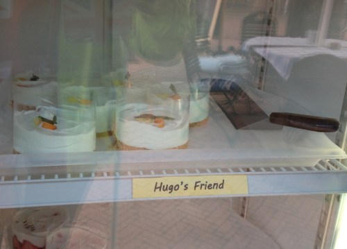 5 Hugo's Friend