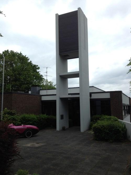 Tönisberg Evangelische Kirche 2