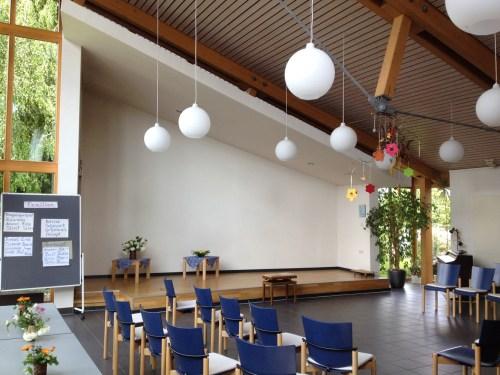 Versöhnungskirche Oedt Church Hall