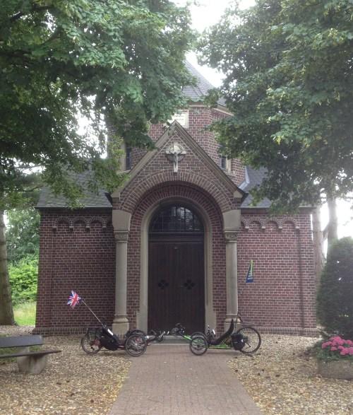 Wegkapelle Lind