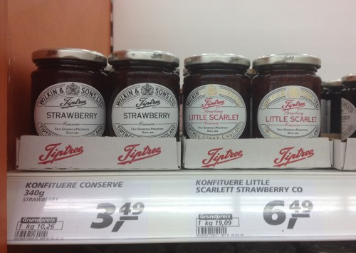 Expensive Tiptree Jam
