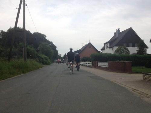 German cyclists - elektro